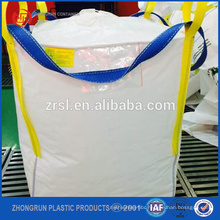 new pp jumbo big bag, packing 2000kg packed cement ,disposable fibc bag