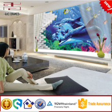 neues Modell Bodenbelag Porzellan Badezimmer 3d Fliese