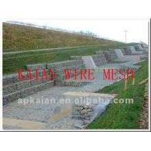 Malla de alambre galvanizado de la torcedura de la inmersión caliente 4000mm (fábrica de 30 años)