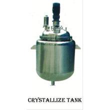 Tanque de acero inoxidable de la comida 2017, tanques de almacenamiento del ácido SUS304, fermentador cónico inoxidable de GMP para la venta