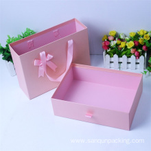 Big discounting for Gift Box With Drawer Luxury pull out shoes cardboard paper box supply to Japan Exporter