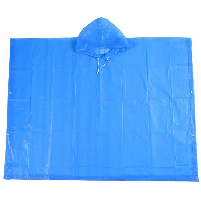 High quality PEVA poncho
