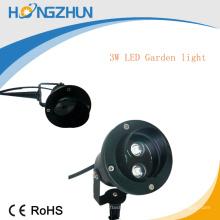 Bester Preis für im Freien geführtes Gartenlicht RGB, geführtes Punktlicht wasserdichtes IP65 mit CER genehmigt