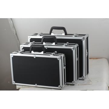 Caja de aluminio barata de la belleza de la carretilla de la oferta de la fábrica del OEM