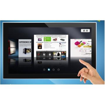 Сенсорный экран Digital Signage с диагональю 65 дюймов
