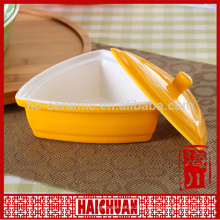 "Ceramic Stoneware Bakeware tableware pet bowl bakeware10"" pie pan"