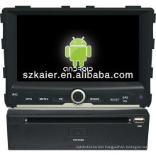 Android System car dvd player for Ssangyong Rexton with GPS,Bluetooth,3G,ipod,Games,Dual Zone,Steering Wheel Control