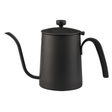 Gooseneck Hand Drip Coffee Kettle Painting Black