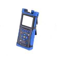 1310nm-1550nm handheld color de la pantalla de fibra de fibra óptica otdr, otdr fibra AV6416