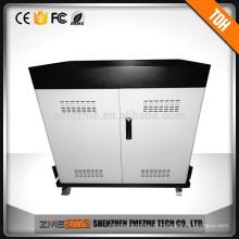 Carro / armário de carregamento de alta qualidade de ZMEZME com sistema de energia de Samrt