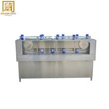 boisson alimentaire boîte vide nettoyage machine à laver