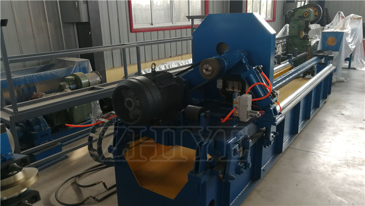 weld pipe making machinery