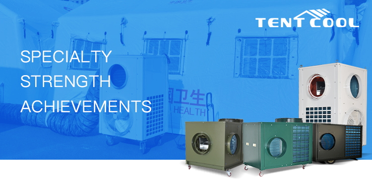 Tentcool- Tent Air Conditioner Manufacturer
