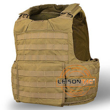 Light Weight Ballistic Vest with Quick Release System