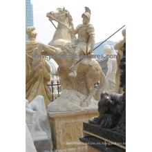 Escultura de mármol del jardín para el jardín de piedra tallada (SY-X1696)