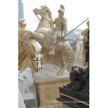 Garden Marble Sculpture for Garden Carved Stone (SY-X1696)