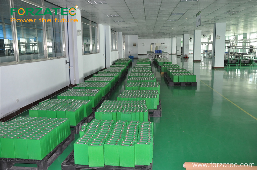 48V100Ah LiFePO4 Lithium-ion Battery