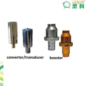 Branson Ultrasonic Converter 8400 y Transductor y Booster