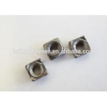 square welding nuts / aluminum weld nuts manufacturer