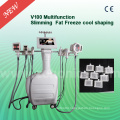 V100 for Salon White Color Vacuum Cryolipolysis Slimming Machine