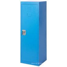 Steelart un niveau casier à la maison de couleur pourpre pour les enfants vestiaire