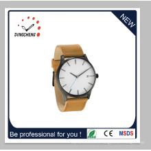 Reloj de encargo del logotipo de la manera ocasional del proveedor de China (DC-1404)