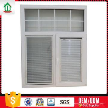 Hot vente moins cher service OEM Upvc Louver Windows