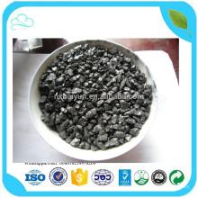 Coke de pétrole calciné, recarburant au carbone