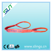 Фактор безопасности 6: 1 5tx2m глаз Терилен Тип пояса лифтинг