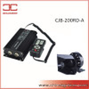 200watt Electronic Siren Series for Car Alarm (CJB-200RD-A)