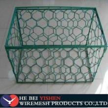 Gabion Caja de malla de alambre