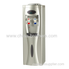 Heating And Cooling Direct Drinking Water Dispenser With Refrigerator