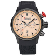 Luxury Fashion Waterproof Quartz Watches For Men