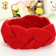 Winter Cable Warmmer Girl Hairband Kint Headwrap Handmade Crochet Headband
