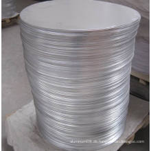 Aluminiumscheiben 1100 1050 1060 3003