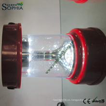 Linterna solar, kit solar, luz solar, lámpara solar, linterna solar