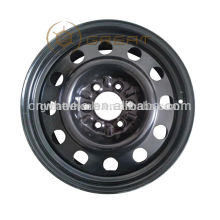 15x6j wheel rim 6 bolts for hot selling
