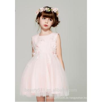 Plus Größenblumenmädchenkleidkleid-Schaufelausschnitt sleeveless sexies Mädchen im heißen Nachtkleid ED781