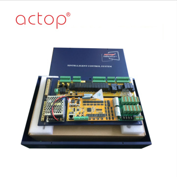 ACTOP per Star Hotel Management Control System