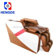 Cadeira do salão de beleza da massagem 3D, cadeira do cabeleireiro
