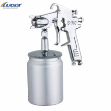 high pressure spray gun hvlp