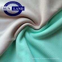 100 femmes de polyester sous le tissu de doublure anti-bactérien d'ions d'argent d'usure