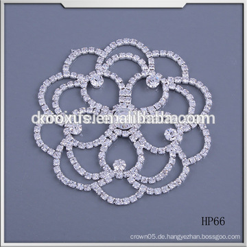 Hotfix Rhinestone Patch Flatback Mesh Eisen auf Patches für Braut