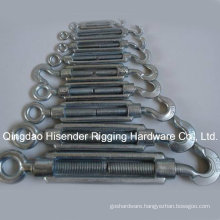 Malleable Commercial Type Wire Rope Turnbuckle