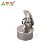Easy Installation Inox Balustrade Accessories AISI 304 Stainless Steel Handrail Bracket