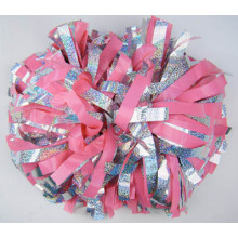 Cheerleading POM Poms with 6 Inches Size