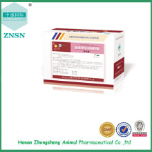 Antibacterial Function Enrofloxacin Soluble Powder Dosage Form veterinary