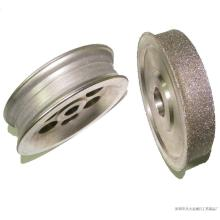 Diamond Plated Grinding Wheels