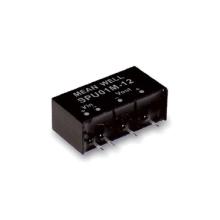 1W Meanwell SPU01 e DPU01 série SIP Pacote DC-DC Unregulated Converter