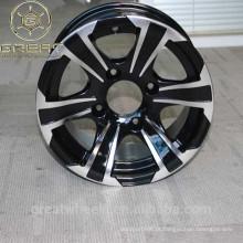 Novo design 12x7 rodas atv